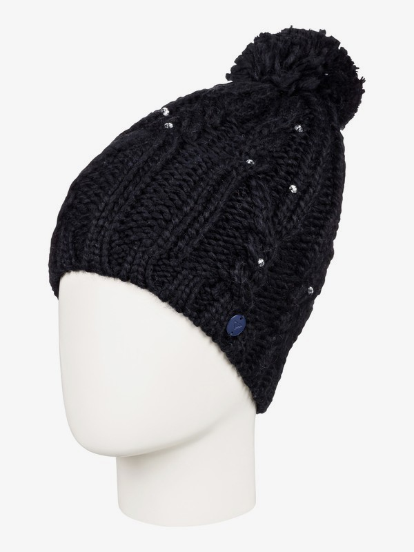 Shooting Star - Pom-Pom Beanie for Girls 8-16  ERGHA03136