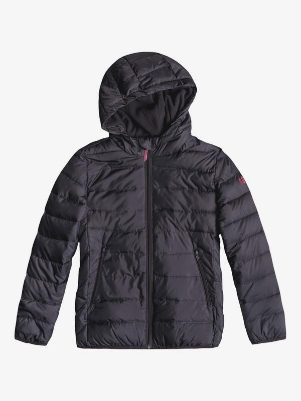 Wonderfull Tonight - Hooded Puffer Jacket for Girls 8-16  ERGJK03056