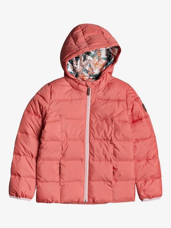 Day Dreaming - Hooded Puffer Jacket for Girls 4-16  ERGJK03077