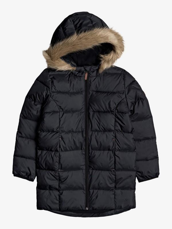 Only Love - Hooded Puffer Jacket for Girls 4-16  ERGJK03079