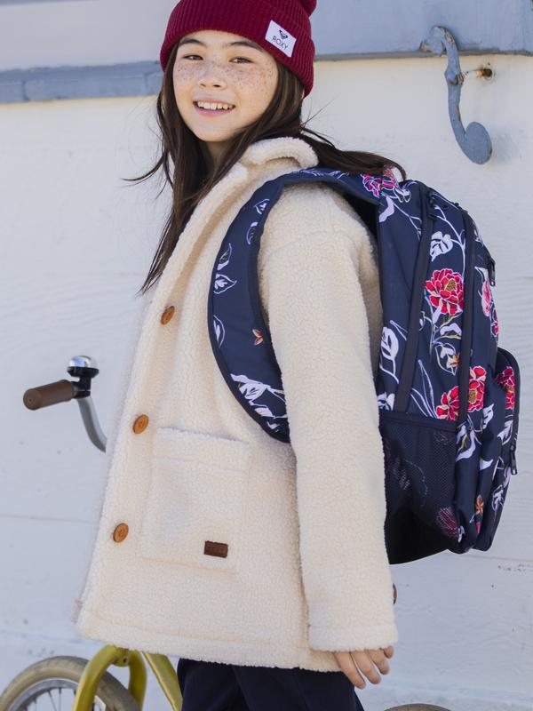 Runaway Baby - Sherpa Coat for Girls  ERGJK03097