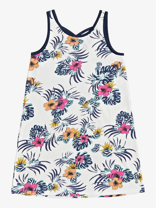 Leaves Movement - Tank Dress  ERGKD03123