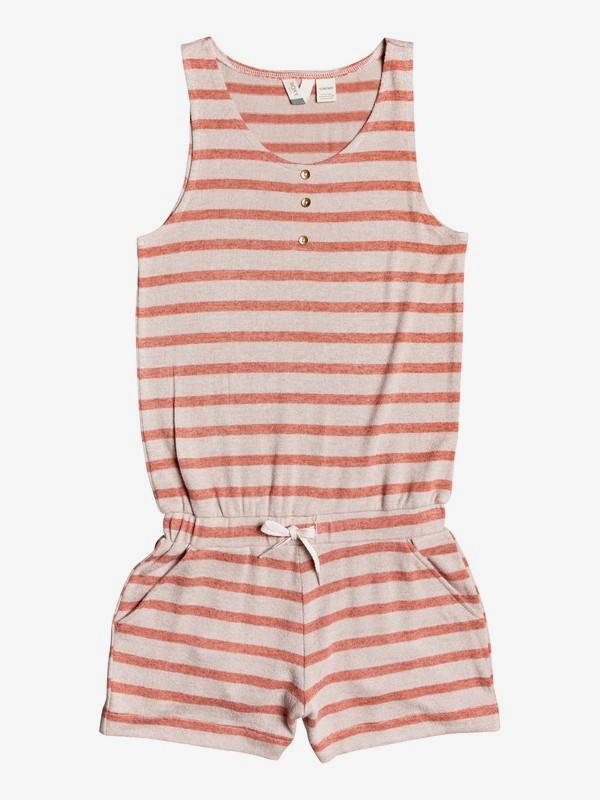 Great Sweetness - Strappy Playsuit for Girls 4-16  ERGKD03126