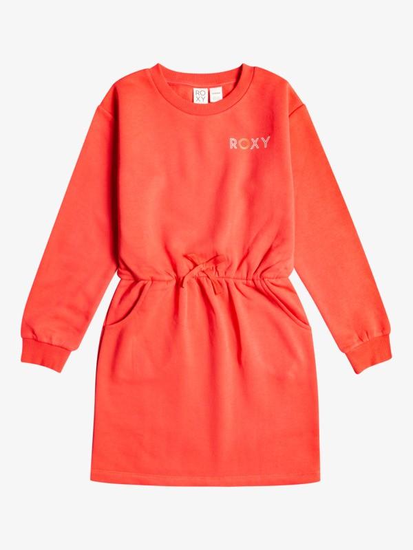 Sunday Smile - Long Sleeve Dress for Girls  ERGKD03178
