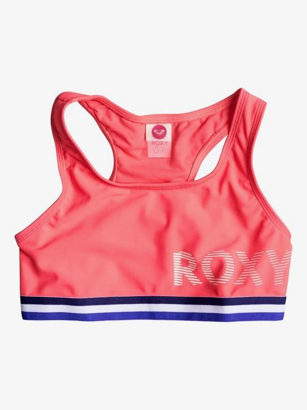Sharky Park - Fitness Crop Top  ERGKT03047