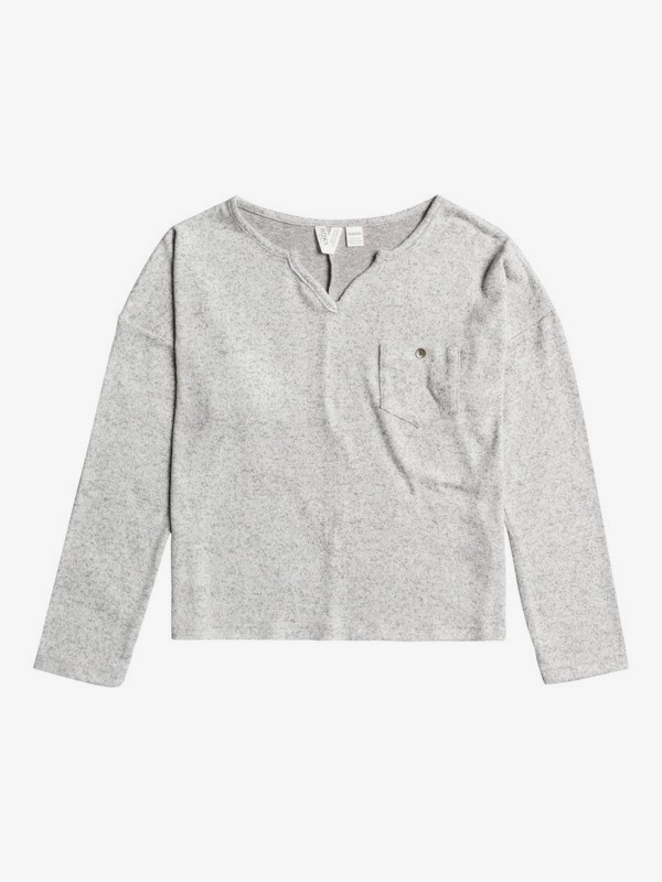 What A Time - Long Sleeve Top for Girls  ERGKT03177