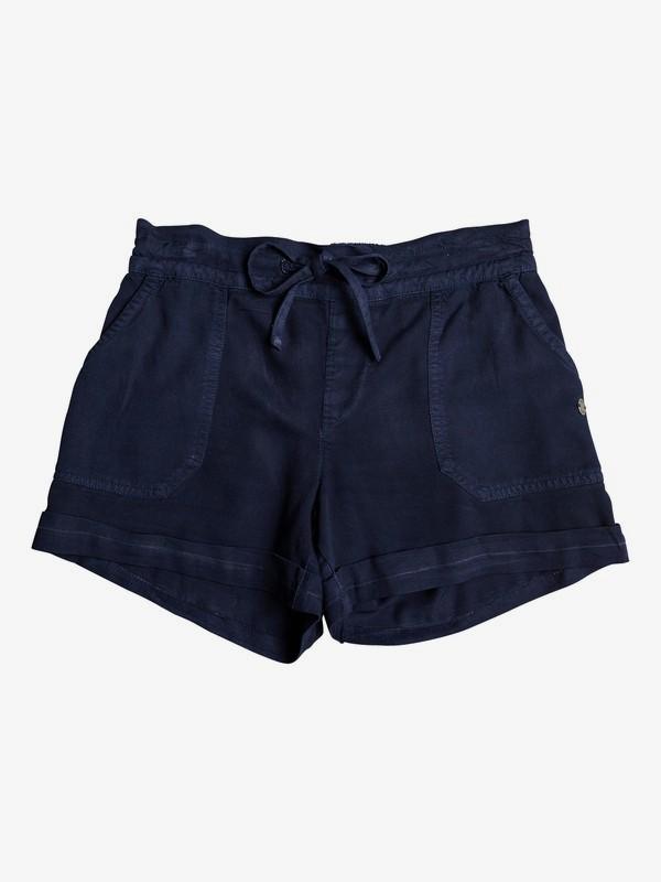 Goldy Rain - Cuff Shorts for Girls 8-16  ERGNS03037