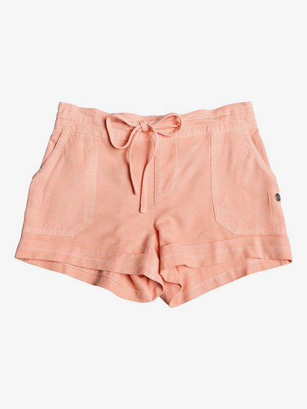 Goldy Rain - Cuff Shorts for Girls 8-16  ERGNS03037