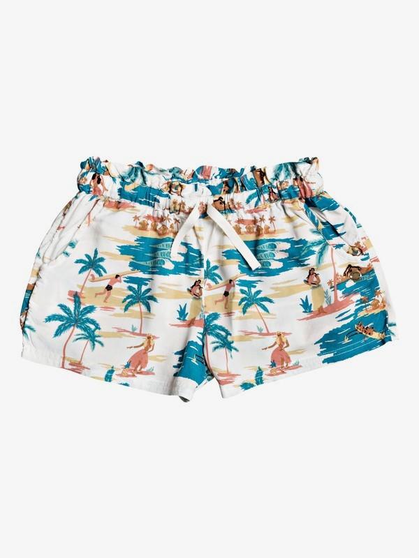 Rainbow Shower - Beach Shorts  ERGNS03058