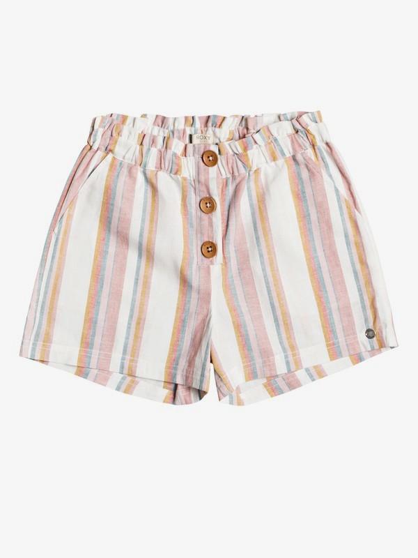 I Feel Love - Beach Shorts for Girls 4-16  ERGNS03072