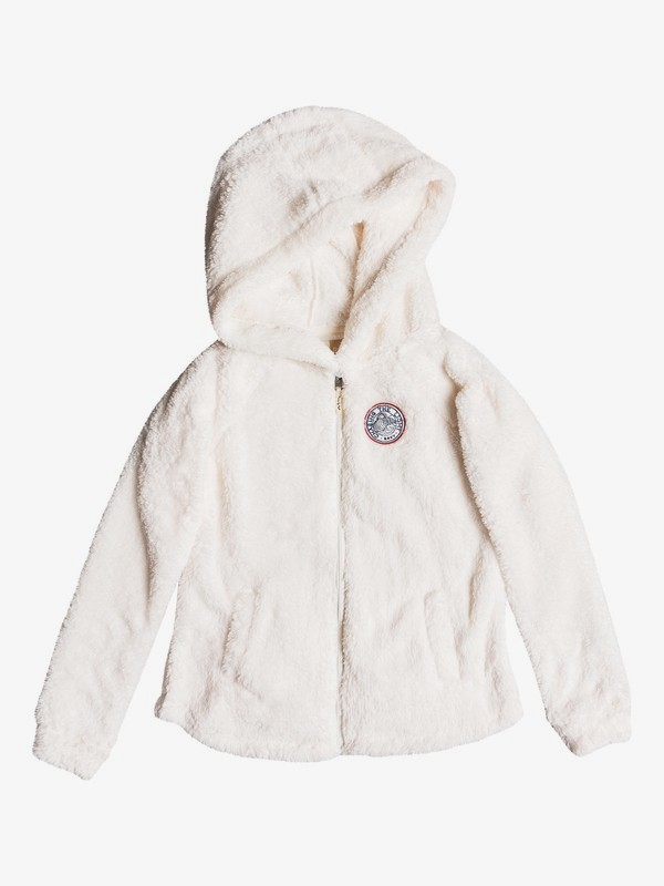 Elastic Heart - Zip-Up Sherpa Hoodie for Girls 8-16  ERGPF03014