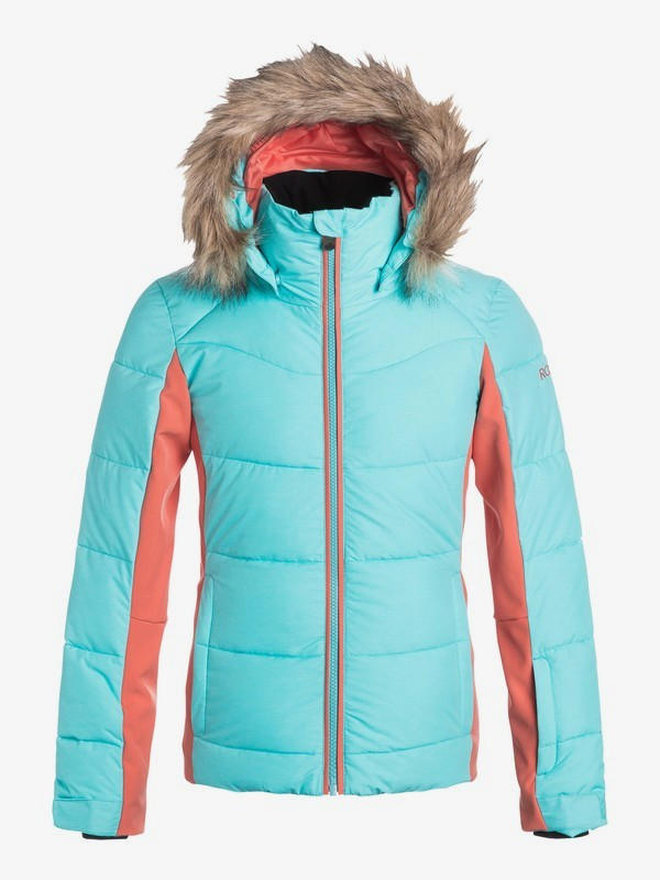 0 Snowstorm - Chaqueta Aislante De Snow Azul ERGTJ03012 Roxy