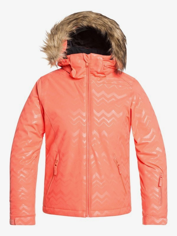 0 American Pie Snow Jacket Pink ERGTJ03085 Roxy