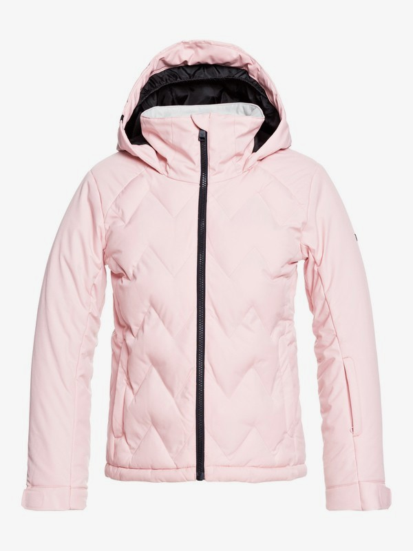 Breeze Girl - Snow Jacket for Girls 8-16 ERGTJ03095