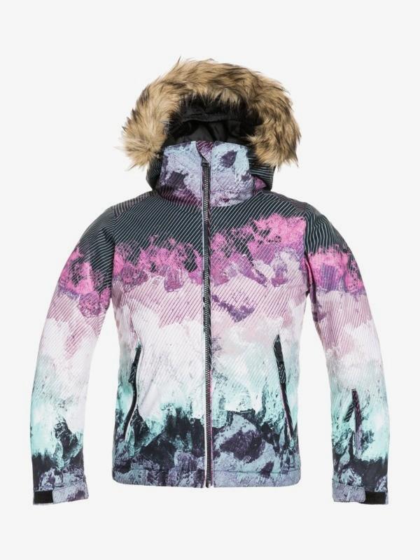 Jet Ski - Snow Jacket for Girls  ERGTJ03133