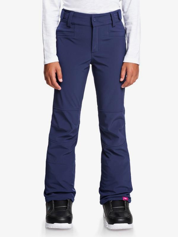 0 Creek Snow Pants Blue ERGTP03020 Roxy