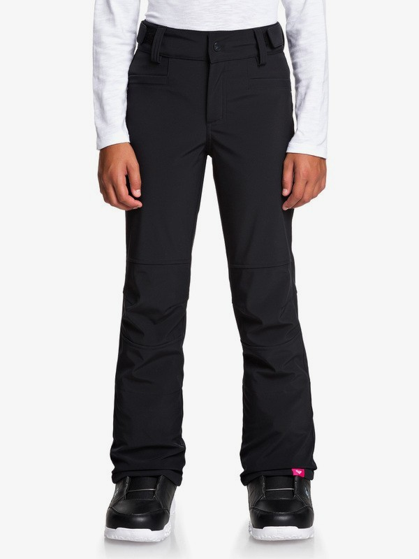 0 Creek Snow Pants Black ERGTP03020 Roxy