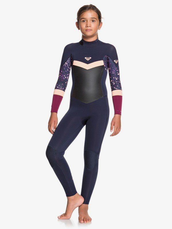 3/2mm Syncro GBS - Back Zip Wetsuit for Girls 8-16  ERGW103030