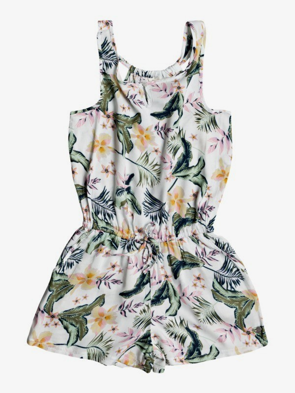 In The Mountain - Strappy Playsuit for Girls 4-16  ERGWD03152