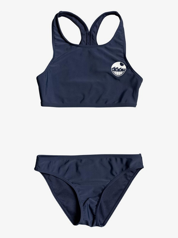 Early ROXY - Crop Top Bikini Set  ERGX203264
