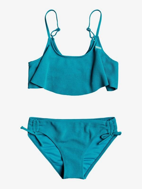 Sandy Forever - Flutter Bikini Set for Girls 8-16  ERGX203282