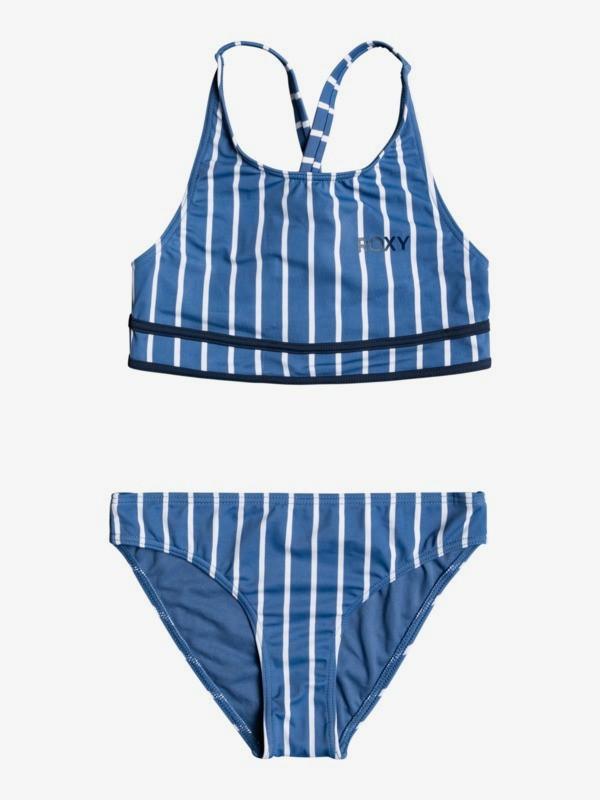 Perfect Surf Time - Crop Top Bikini Set for Girls 8-16  ERGX203331