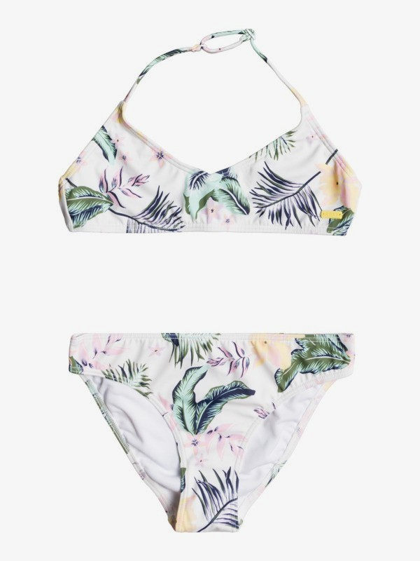 Lovely Senorita - Triangle Bra Bikini Set for Girls 8-16  ERGX203343