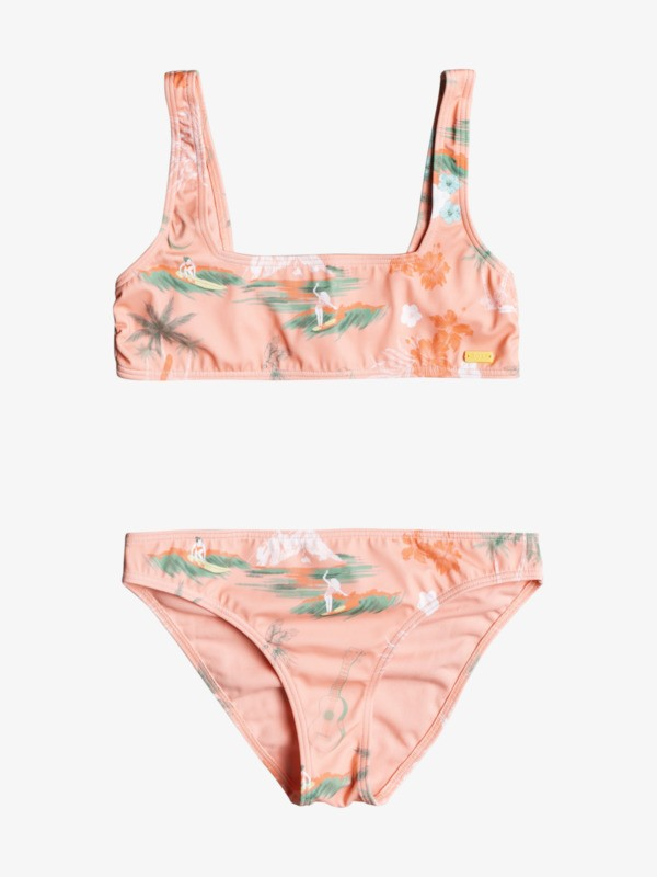 Surf Landscape - Recycled Athletic Bikini Set for Girls 8-16  ERGX203360