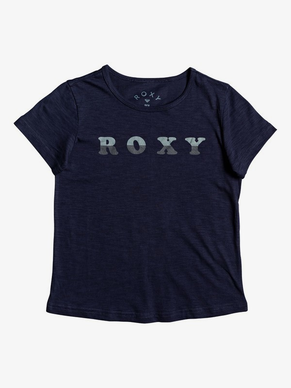 0 Sea And Love - T-Shirt for Girls 4-16 Blue ERGZT03456 Roxy