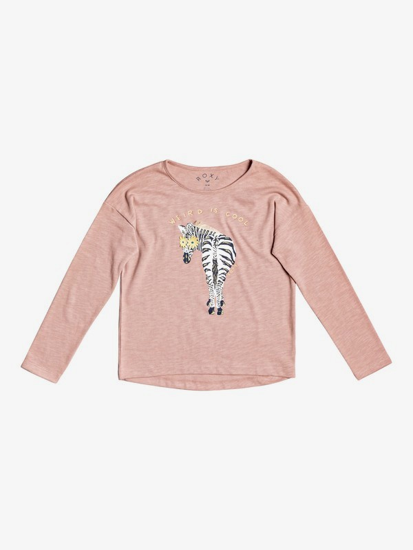 Only Time B - Long Sleeve T-Shirt for Girls 4-16  ERGZT03685