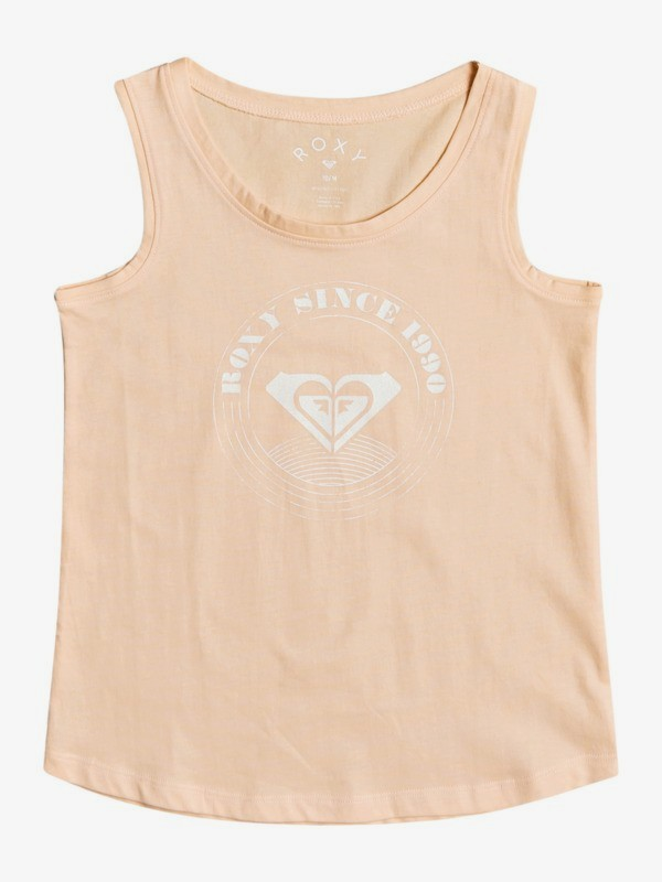 There Is Life - Organic Vest Top for Girls 4-16  ERGZT03750