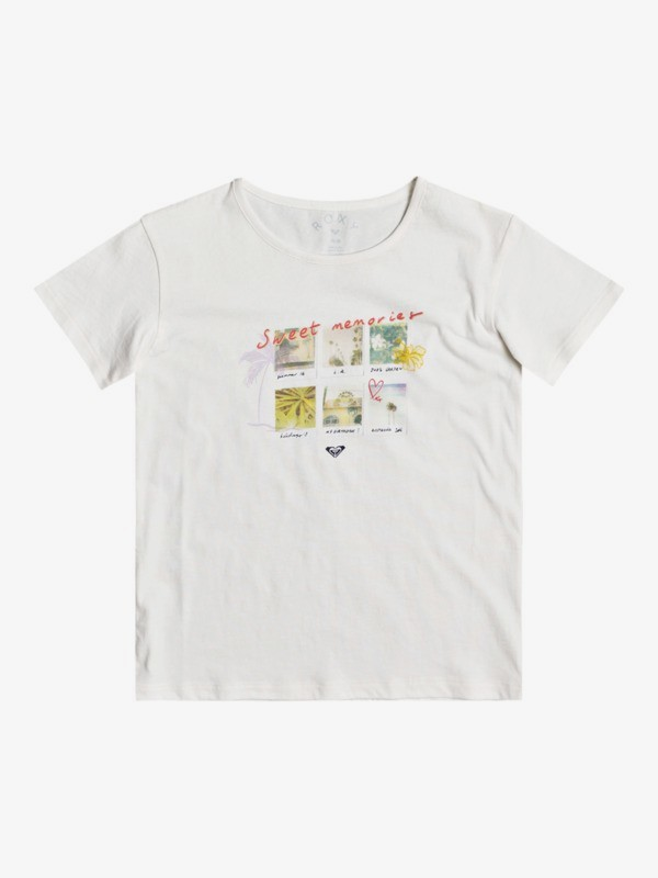 Day And Night - Organic T-Shirt for Girls 4-16  ERGZT03758