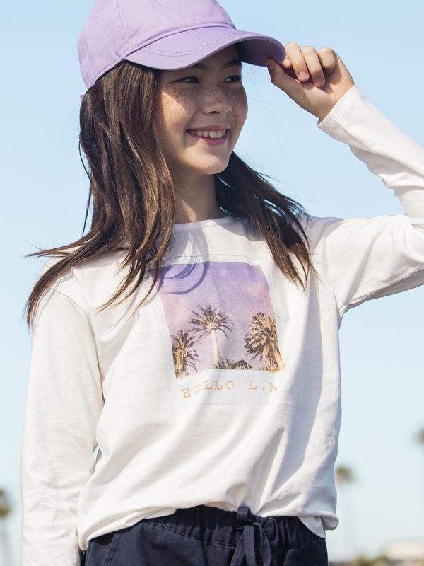 Gravity - Long Sleeve T-Shirt for Girls  ERGZT03820
