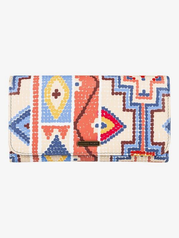 My Long Eyes - Snap Closure Wallet for Women  ERJAA03309