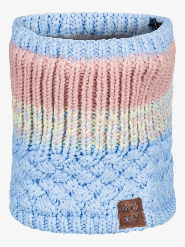 0 Hailey Neck Warmer Blue ERJAA03421 Roxy