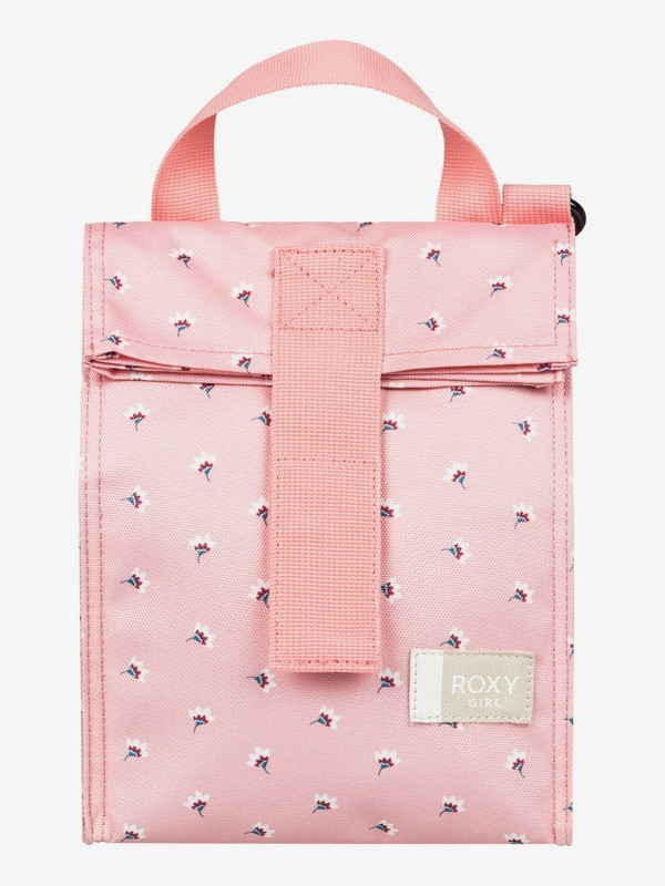 0 Lunch Hour Lunch Bag Pink ERJAA03453 Roxy