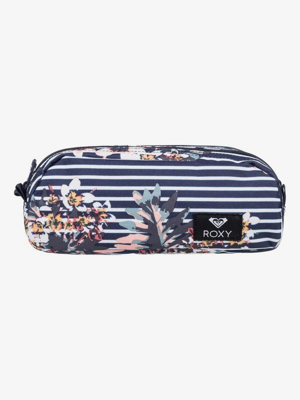0 Da Rock - Pencil Case Blue ERJAA03467 Roxy