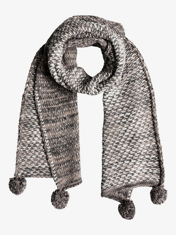 Corner Of The Fire - Knitted Scarf  ERJAA03484