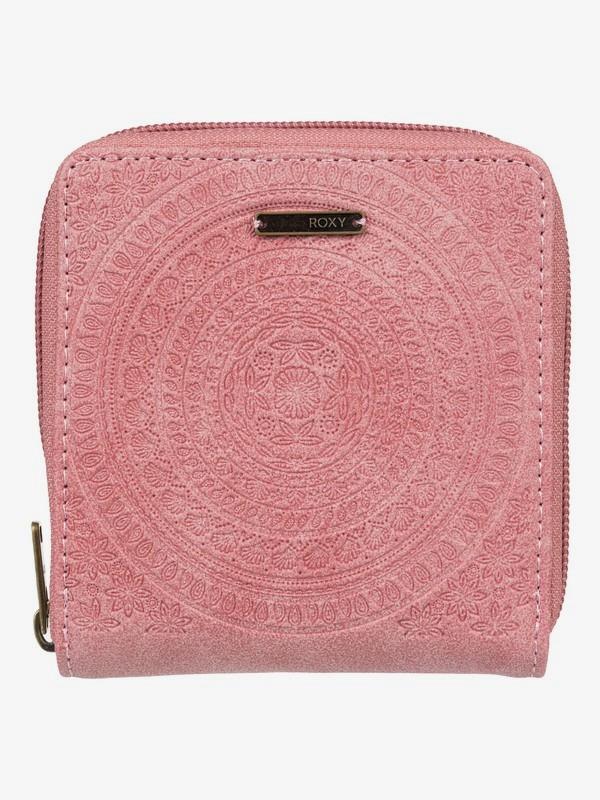 0 Carry A Heart - Portefeuille zippé Rose ERJAA03555 Roxy
