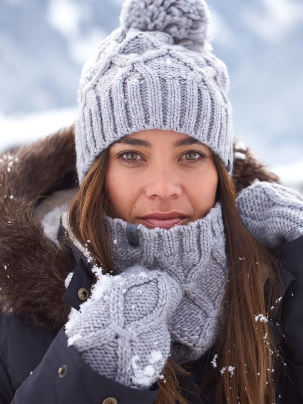0 Winter HydroSmart - Scalda collo da Donna Gray ERJAA03580 Roxy