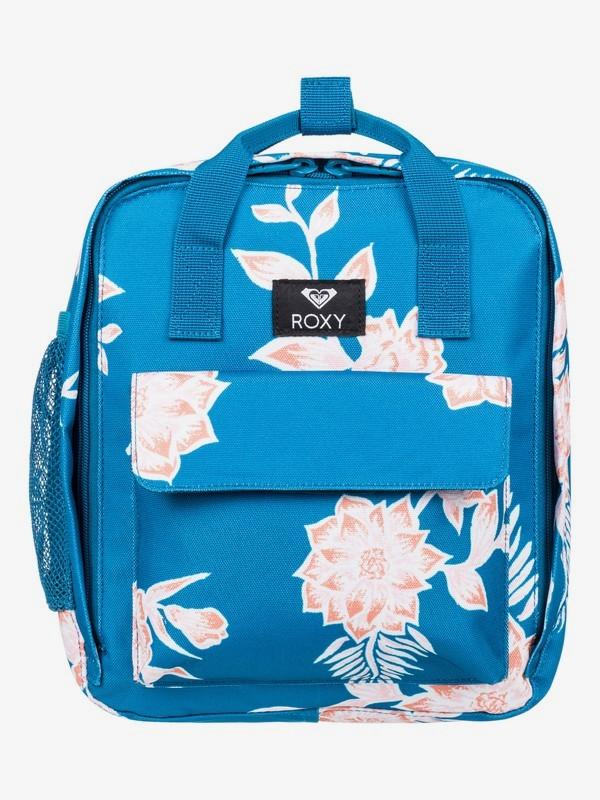 0 Little Journey Insulated Lunch Bag Blue ERJAA03605 Roxy