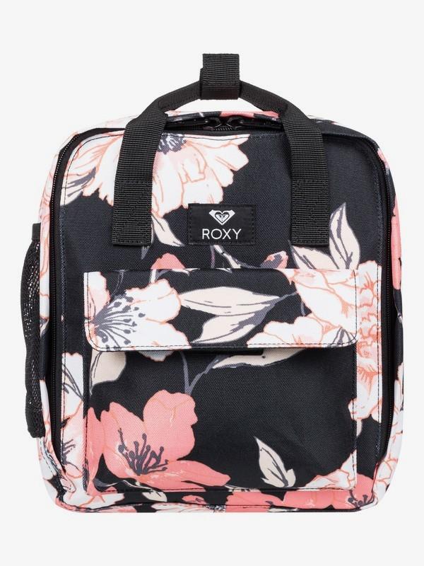 0 Little Journey Insulated Lunch Bag Black ERJAA03605 Roxy