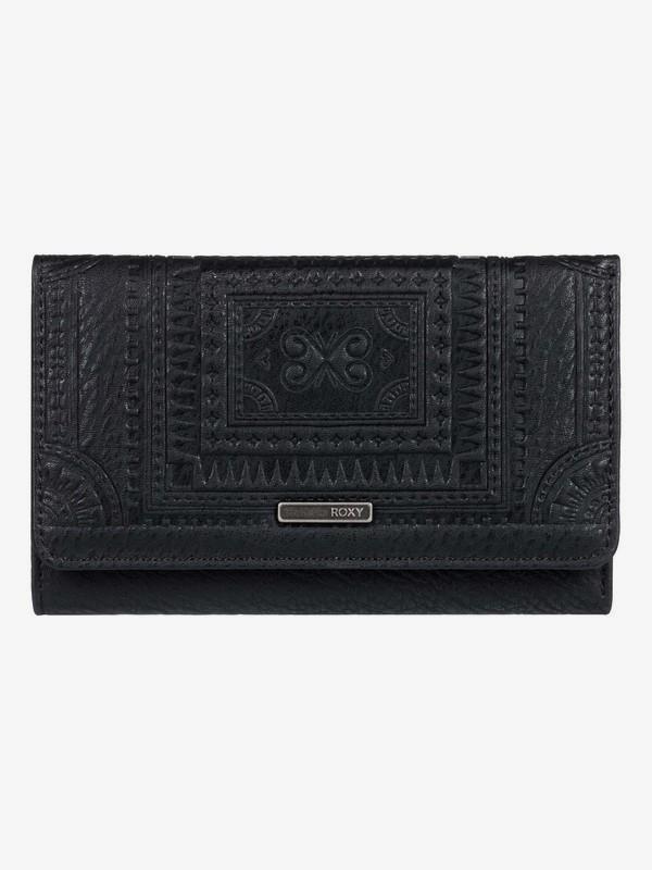 0 Crazy Diamond Tri-Fold Wallet  ERJAA03672 Roxy