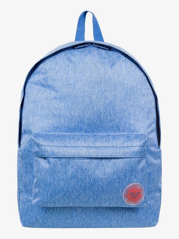 0 Sugar Baby Solid 16L - Medium Backpack  ERJBP03535 Roxy