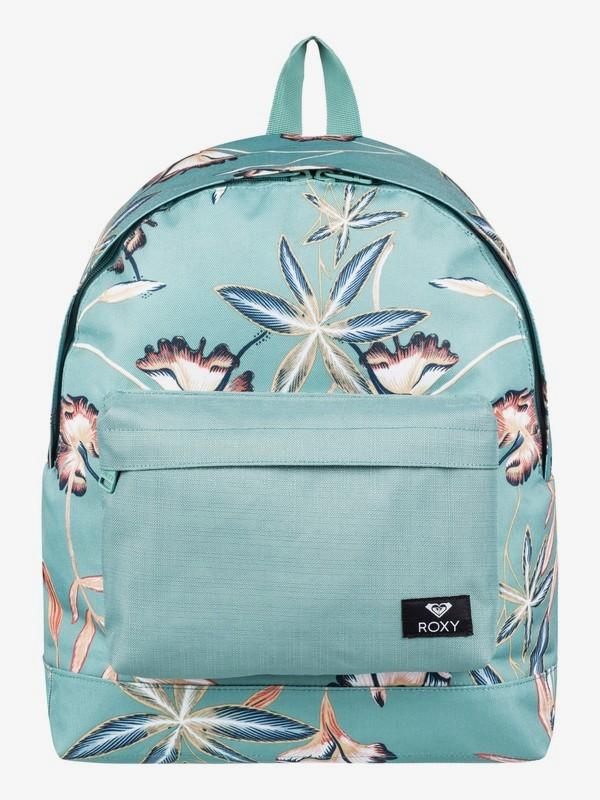 0 Be Young Mix 24 L Medium Backpack Blue ERJBP03733 Roxy