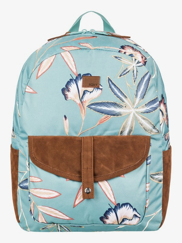 0 Carribean 18L - Medium Backpack Blue ERJBP03734 Roxy