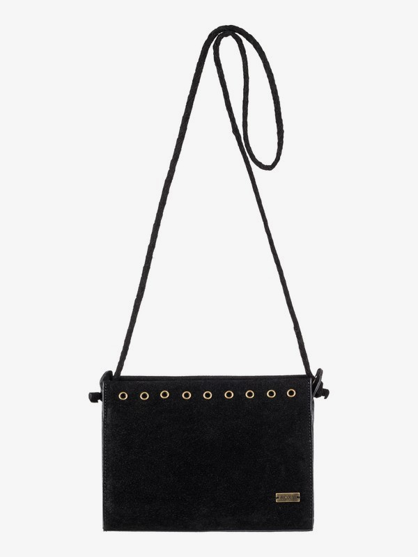 0 Believe Me Small Crossbody Bag Black ERJBP03755 Roxy