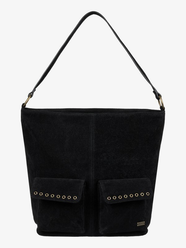 0 Break Things - Bolso de mano Negro ERJBP03757 Roxy