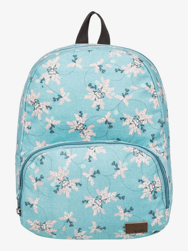0 Always Core Canvas 8L Extra-Small Backpack Blue ERJBP03830 Roxy