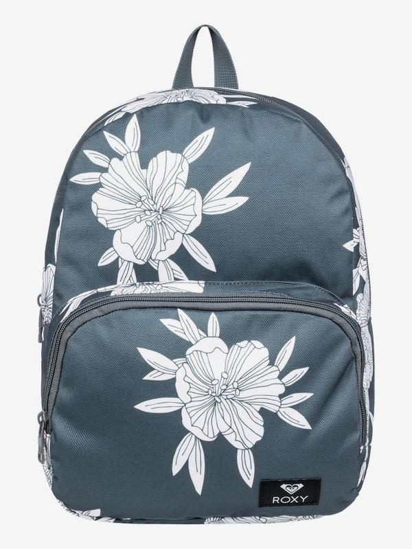 0 Always Core 8L Extra-Small Backpack Black ERJBP03835 Roxy